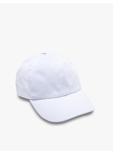 Koton Şapka Beyaz